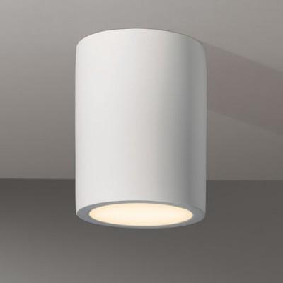 OSCA 140 ROUND - Lampa sufitowa gipsowa Astro Lighting 5646