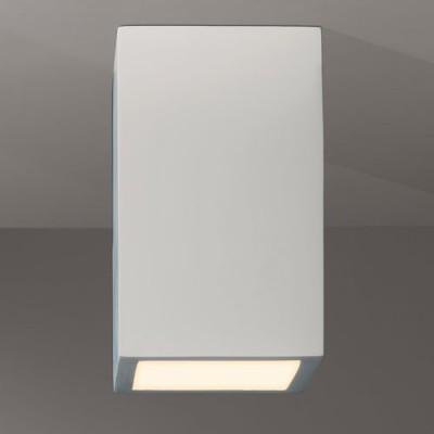 OSCA 200 SQUARE - Lampa sufitowa gipsowa Astro Lighting 7010