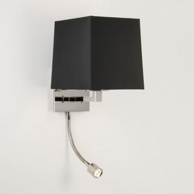AZUMI LED CLASSIC nikiel polerowany - Kinkiet do czytania Astro Lighting 0789