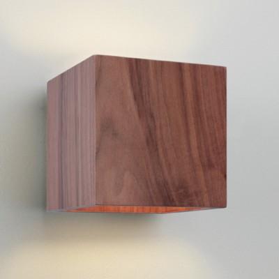 CREMONA -  Kinkiet z drewna kostka Astro Lighting 0399