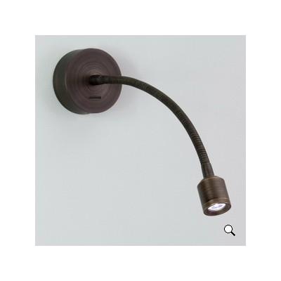 FOSSO SWITCHED bronze  - Kinkiet do czytania z włącznikiem  LED Astro Lighting 0660