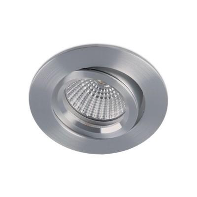 HALKA BPM 3017 12V oczko halogenowe aluminium szczotkowane