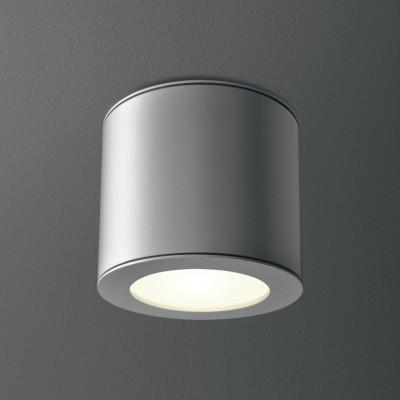 TUBA ON HERMETIC - Lampa sufitowa szczelna  IP65 Aquaform (45601)