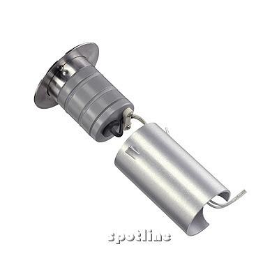 Trail-light, lampa LED do wbudowania, ciepłe białe LED  -  Spotline 227462