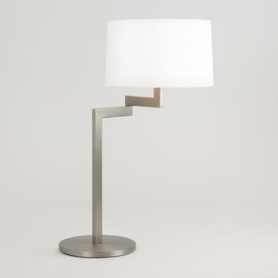 MOMO TABLE stal szczotkowana - Lampa stołowa Astro Lighting 4526