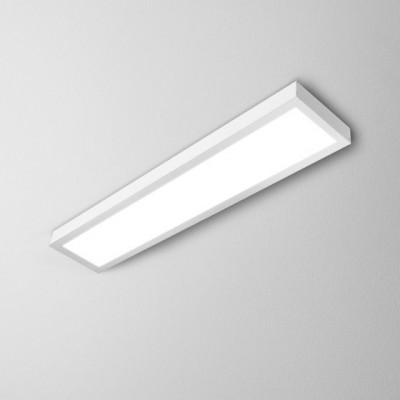 SET SLEEK 114 BV LED WW hermetic natynkowy - Plafon Lampa sufitowa Aquaform (40144BV-02