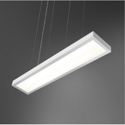 SET SLEEK 60 FLUO 2x24W hermetic zwieszany - Lampa wisząca IP54 Aquaform (50150)