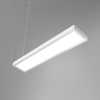 SET SLEEK 57 BV LED WW hermetic zwieszany - Lampa wisząca Aquaform (50140BV-02)