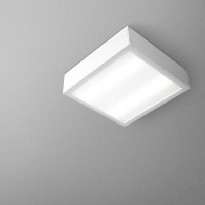 SLIMMER 17 BV LED WW hermetic natynkowy - Plafon IP54 Lampa sufitowa Aquaform (40174BV)