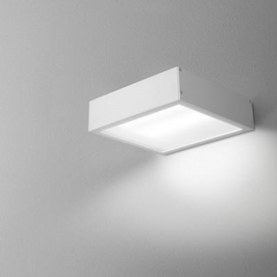 SLIMMER 17 BV LED WW hermetic kinkiet - Kinkiet IP54 LED Aquaform (20174)