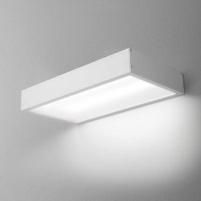 SLIMMER 30 BV LED WW hermetic kinkiet - Kinkiet LED IP54 Aquaform 20176BV