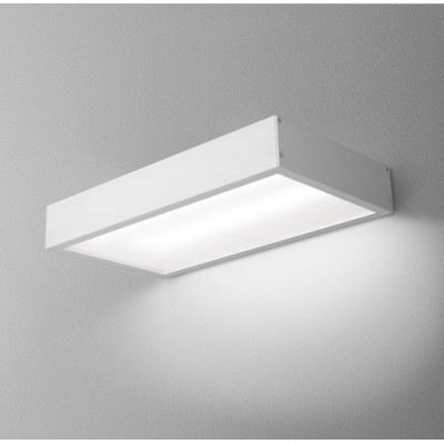 SLIMMER 30 BV LED NW hermetic kinkiet - Kinkiet LED IP54 Aquaform 20177BV