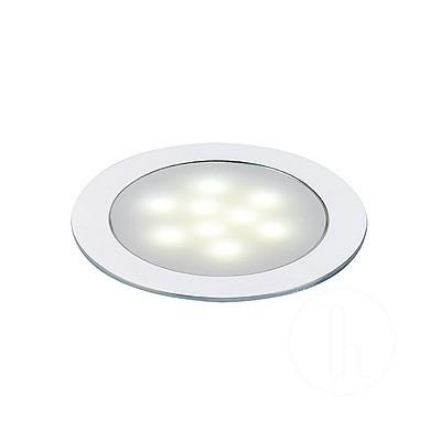 LED Slim LIGHT floorlight, ciepła biała - Oprawa do montażu w podłodze Spotline 550672