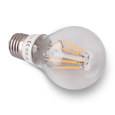 Żarówka LED E27 A60 4W 230V biała ciepła  Spotlight Force Light