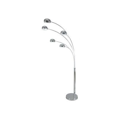 PALP CHROM - Lampa Podłogowa AZzardo
