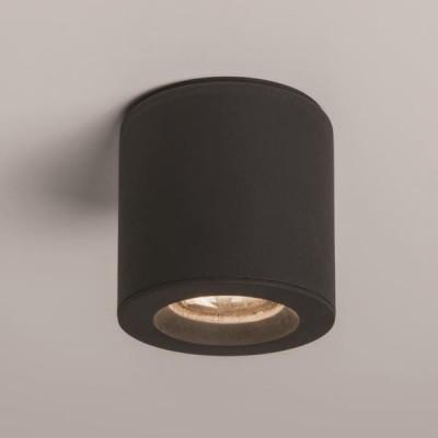 KOS czarny 7495 - Lampa sufitowa IP65 Astro Lighting  (7495)