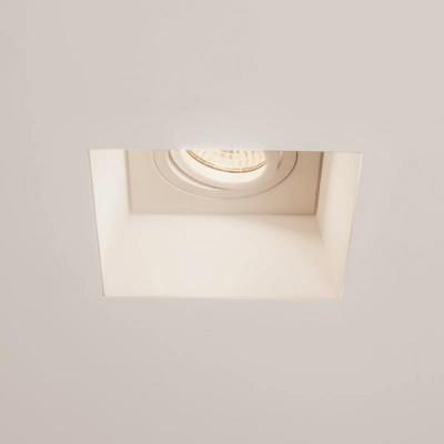 Blanco Adjustable Square - Oprawa wpuszczana gipsowa  Astro Lighting 7345