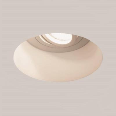 Blanco Adjustable Round - Oprawa wpuszczana gipsowa  Astro Lighting 7343
