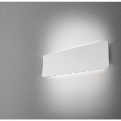 SMART PANEL GL oval 35 BV LED WW kinkiet  - Aquaform (26328BV-02)