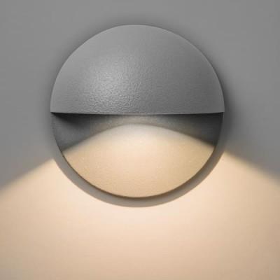 TIVOLI LED SILVER - Lampa ścienna na zewnątrz Astro Lighting 7265