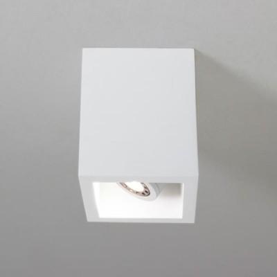 OSCA 140 SQUARE ADJ regulowana  - Lampa sufitowa gipsowa Astro Lighting 5686