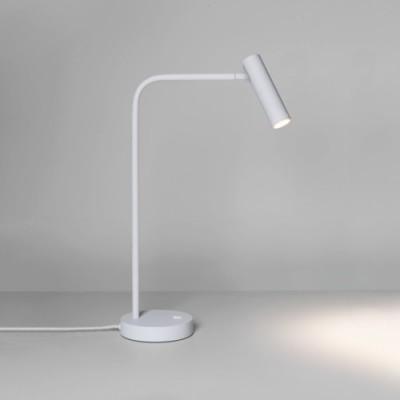 Enna biały - Lampa biurkowa stołowa LED Astro Lighting 4572