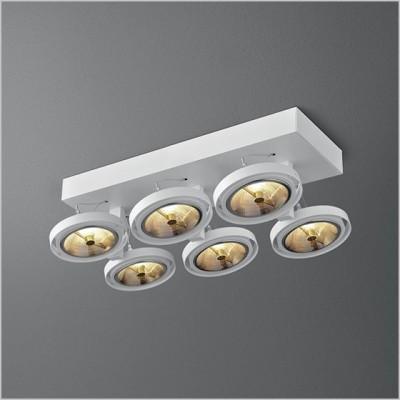 BARES 111x6 SL reflektor  - Lampa sufitowa  Aquaform (15016-02)