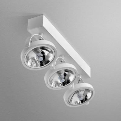 CERES 111x3 R reflektor  - Lampa sufitowa Aquaform (15213-02)