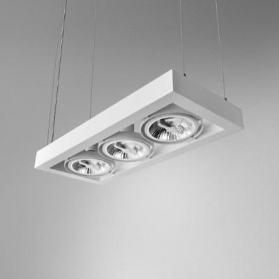 CADRA 111x3 230V zwieszana - Lampa wisząca Aquaform (54813-01)