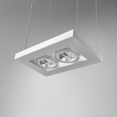 CADVA 111x2 zwieszana - Lampa wisząca Aquaform (52812-03)