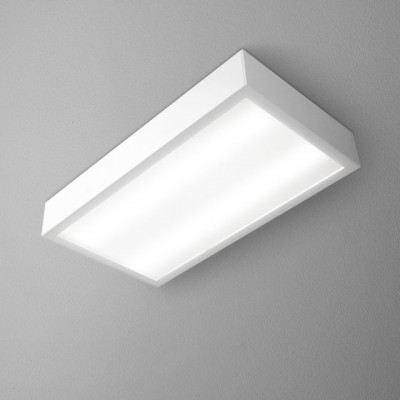 SLIMMER 30 BV LED WW natynkowy - Plafon Lampa sufitowa Aquaform 40172BV-01