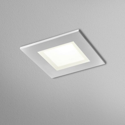 LEDSQUARE x1 GL L8 LED WW wpuszczany -  Oprawa wpuszczana Aquaform (37902L8)
