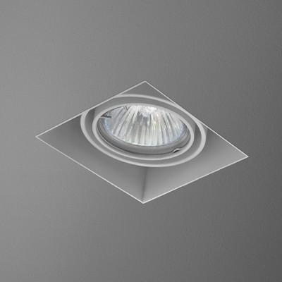SQUARES 50x1 trimless 230V wpuszczany - Oprawa wpuszczana Aquaform (37011-02)