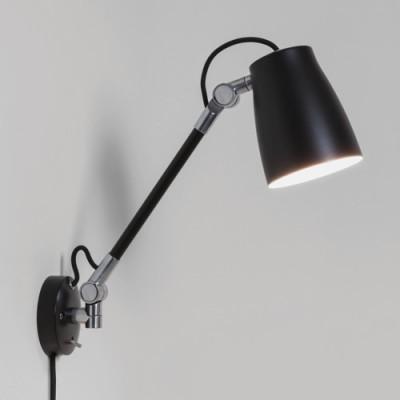 Atelier Grande Wall 7505 czarny - Kinkiet z włącznikiem Astro Lighting