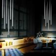 Asta I -  Lampa wisząca LED Orlicki Design