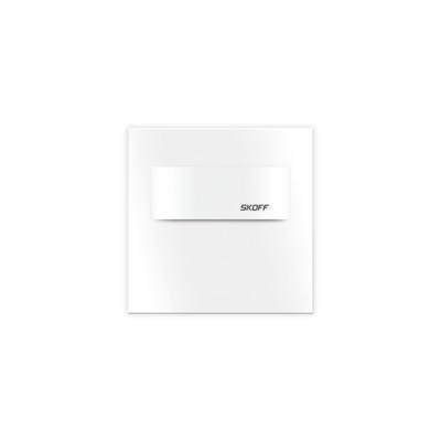Tango short biały mat - Lampa schodowa kinkiet LED Skoff