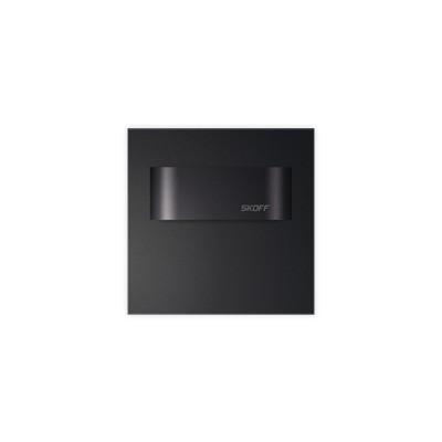 Tango short czarny mat - Lampa schodowa kinkiet LED Skoff