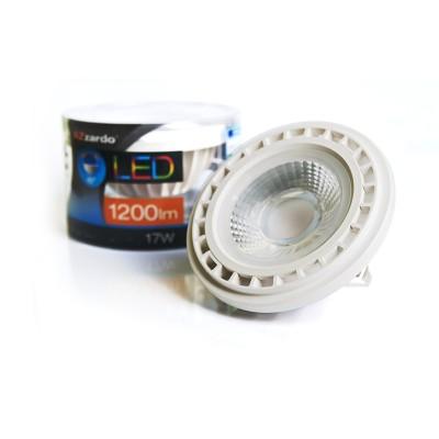 Żarówka LED QR111 17W G53 LL153171 white Azzardo