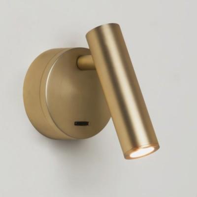 Enna Surface złota - Kinkiet  LED do czytania Astro Lighting 7547