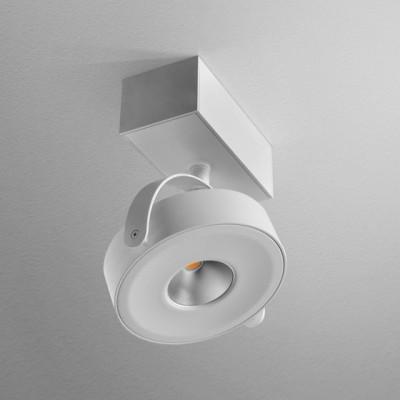 CERES 111x1 R QRLED L8 LED WW reflektor (3000K) - Lampa sufitowa  Aquaform 12522L8-03