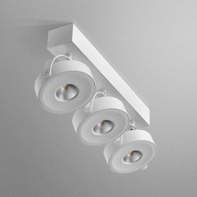 CERES 111x3 R QRLED L8 LED WW reflektor (3000K) - Lampa sufitowa  Aquaform 12526L8-03