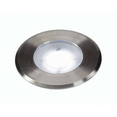 Dasar Flat Led 230V 5700K Kod: 228411 - Lampa gruntowa Spotline 228411