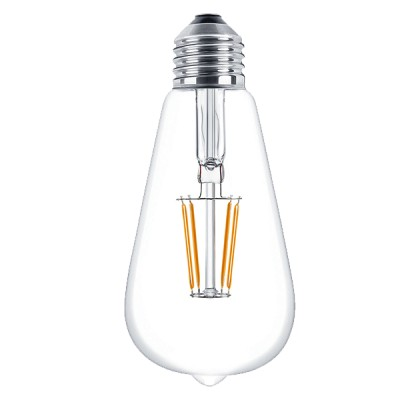 Żarówka dekoracyjna LED filament ST64 6W E27 Edison  Cosmo Light