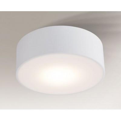 Zama 8011 Ip44 Gx53 Shilo Biały Czarny Szary Lampa