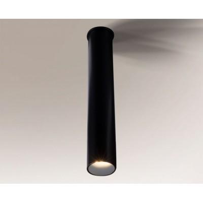 Yabu 8025 Ip44 Shilo Biały Czarny Szary Lampa Sufitowa