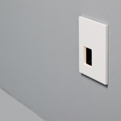 WALK Y LED 230V - Oprawa wpuszczana z zasilaczem LED Labra 4-0317B