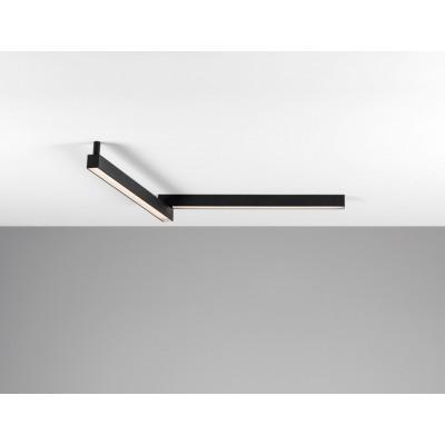 THINY SNAKE ON 90 W (2700K)  - Lampa sufitowa profil natynkowy LED Chors 22.1112.916.002