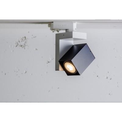 DECO 1 LONG Adaptor 1F (forLED) - Reflektor do szyny 1Fazowej  Labra 7-1043B