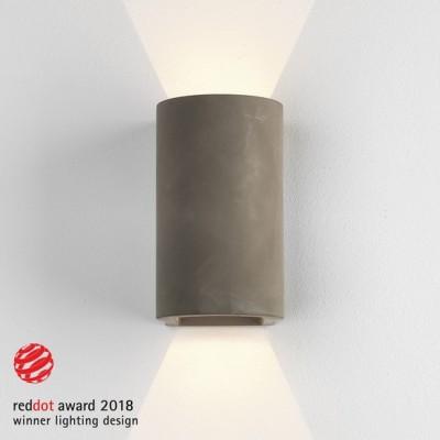 Dunbar 160 LED 8187 beton -  Kinkiet LED na elewacje  Astro Lighting