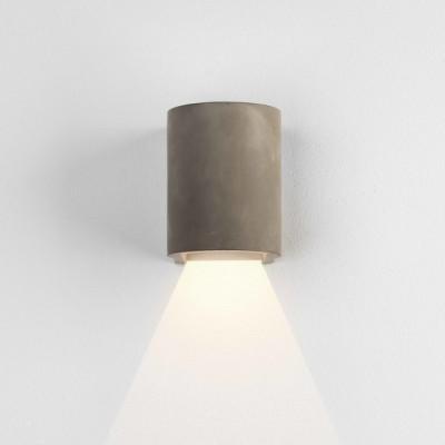 Dunbar 120 LED 8186 beton - Kinkiet  zewnętrzny na elewacje LED Astro Lighting